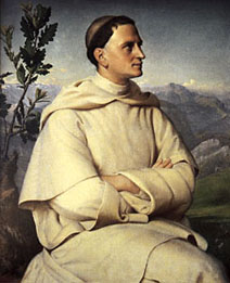 Portrait de Henri Lacordaire, o.p.
